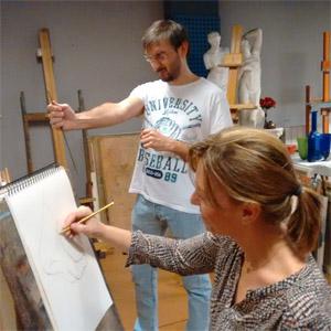 Escuela de Arte Atenea  Home